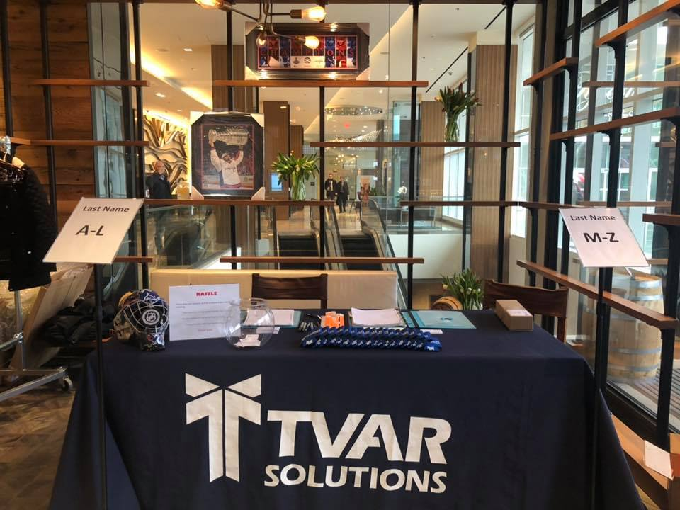 TVAR Solutions at our 5th Annual March Madness Event