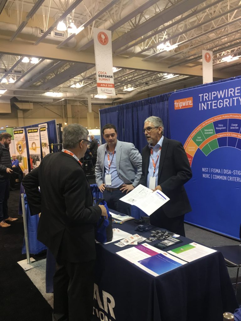 Tripwire and TVAR Solutions at the CDCA Summit